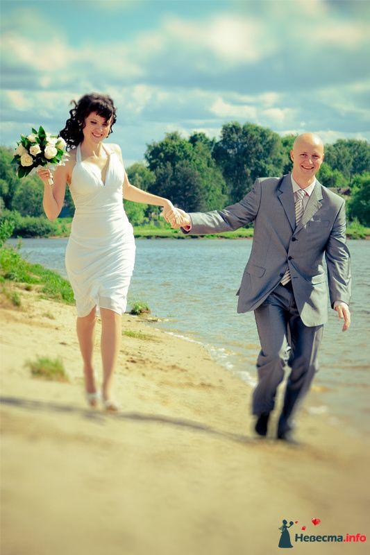 Фото 98751 в коллекции Свадебные фотографии - Ян