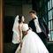 Идеальное платье для шоколадной свадьбы!