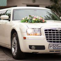 """Прокат Лимузина """"Chrysler 300C"""":  Пт-Сб 4000 руб/час, Вс-Чт от 2500 до 4000 руб/час"""