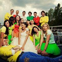 Невеста её друзья и подружки