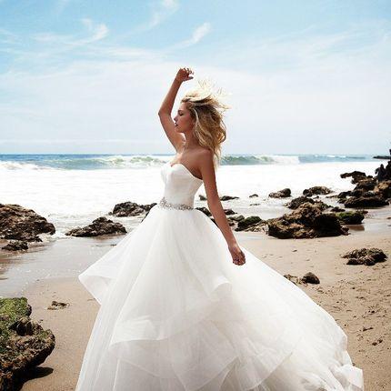 Свадебное платье Бравия