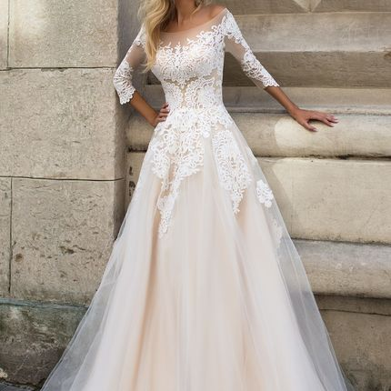 Свадебное платье Алтея Оксаны Мухи