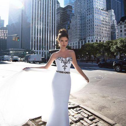 Свадебное платье Пине Полларди