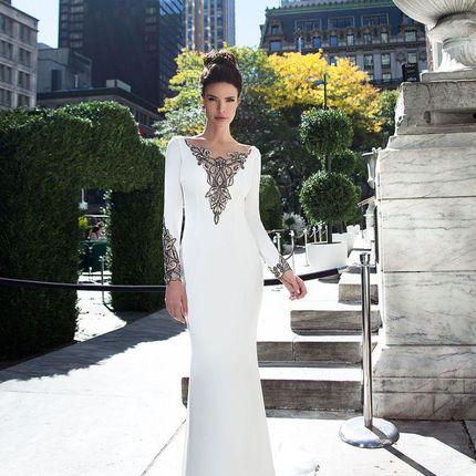 Свадебное платье Моррис Полларди