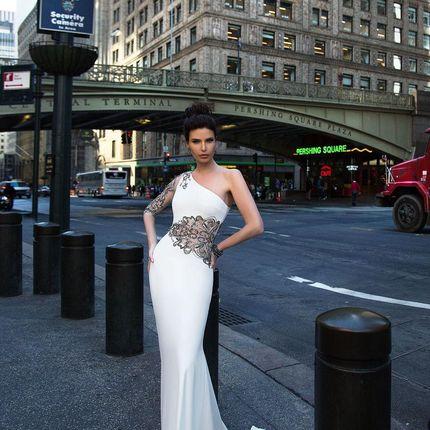 Свадебное платье Либерти Полларди