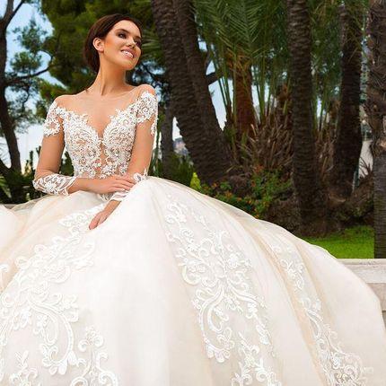 Свадебное платье Эллери от Кутюр Кристал Дизайн