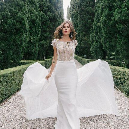 Свадебное платье Нарис Рара Авис