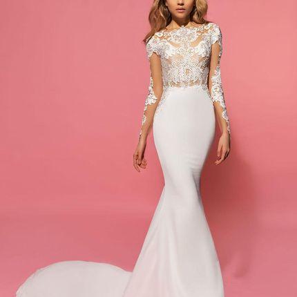 Свадебное платье Сьюзан от Евы Лендел