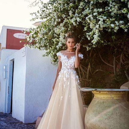 Свадебное платье Холли от Евы Лендел