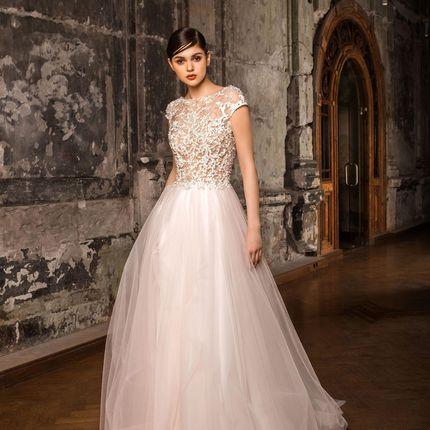 Свадебное платье Мауд от Натальи Романовой