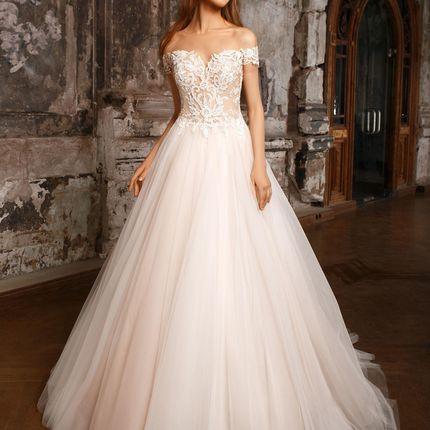Свадебное платье Магда от Натальи Романовой