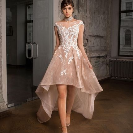Свадебное платье Зара Наталья Романова