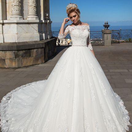 Свадебное платье Арт. 16479 Навиблю Брайдал