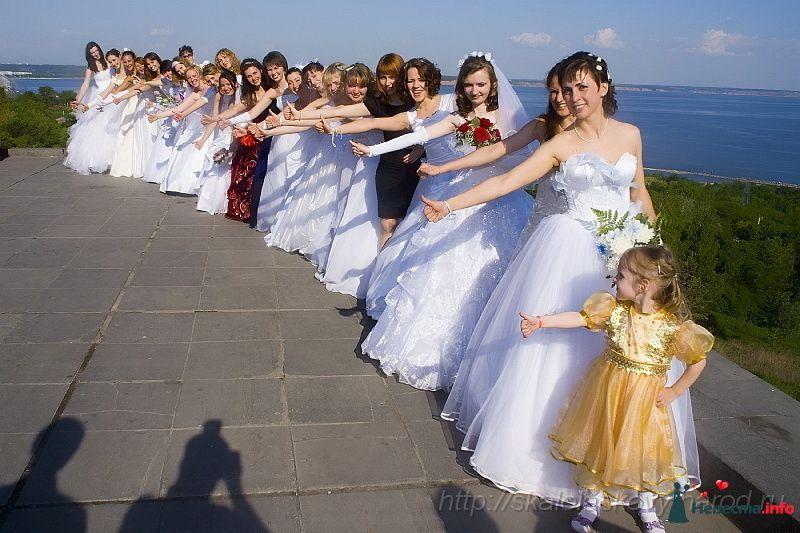Фото 100381 в коллекции Парад невест - 2009 - notarget