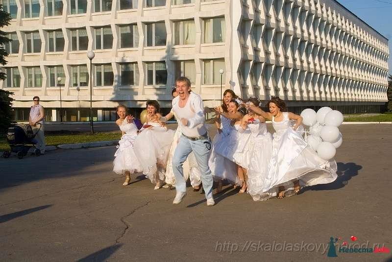 Фото 100391 в коллекции Парад невест - 2009 - notarget
