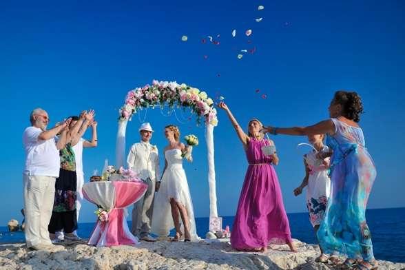 Фото 1560481 в коллекции Наши свадьбы - Агентство Гименей - организация свадеб на Кипре