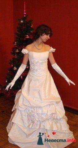 Фото 101266 в коллекции Наши платья в вашей жизни  (фото) - Платье для Золушки - прокат свадебных платьев