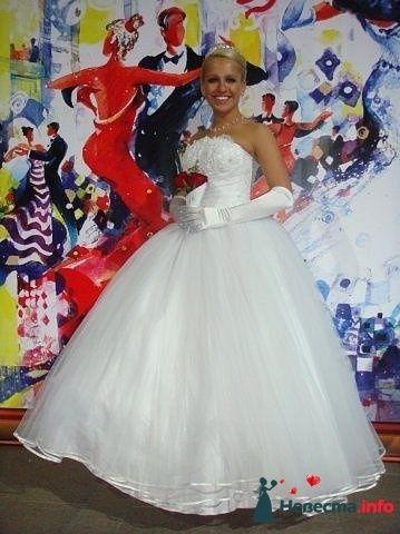 Фото 101267 в коллекции Наши платья в вашей жизни  (фото) - Платье для Золушки - прокат свадебных платьев
