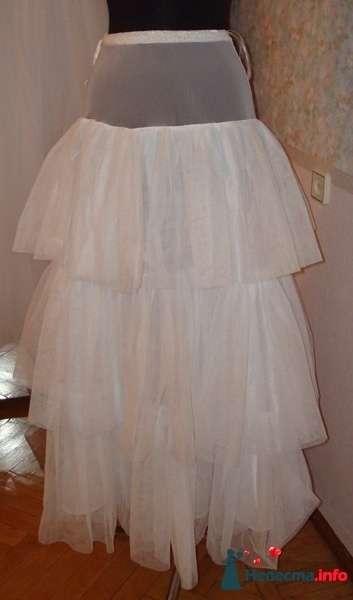 подъюбник из мягкого фатина - фото 102238 Платье для Золушки - прокат свадебных платьев