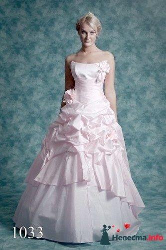 Крем - 46-52 размер, прокат 2000р +4000р залога - фото 109320 Платье для Золушки - прокат свадебных платьев