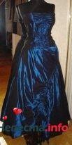 платье Ночь 44-48 размер прокат 1000р. - фото 110882 Платье для Золушки - прокат свадебных платьев