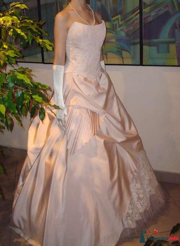 Розмари от VIZAVI, размер 42-44-46, прокат 2000р+4000р залог - фото 111154 Платье для Золушки - прокат свадебных платьев