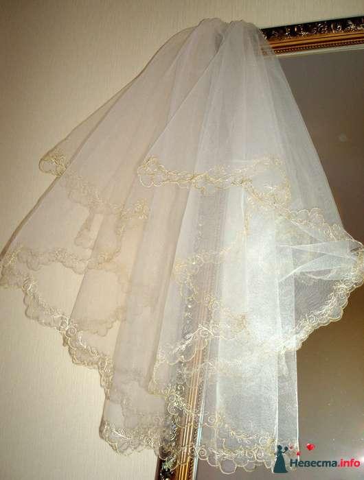 Фото 125405 в коллекции Фата - Платье для Золушки - прокат свадебных платьев