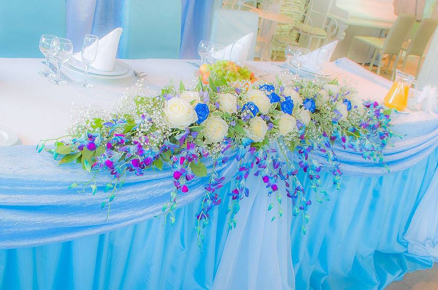 "Свадьба в ресторане ""Таврический сад"" - фото 17579378 Дизайн-студия Nommo"