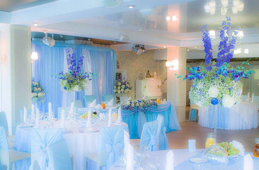 "Свадьба в ресторане ""Таврический сад"" - фото 17579382 Дизайн-студия Nommo"