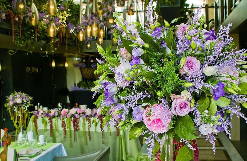 "Свадьба в ресторане ""Пианино"" - фото 17579412 Дизайн-студия Nommo"