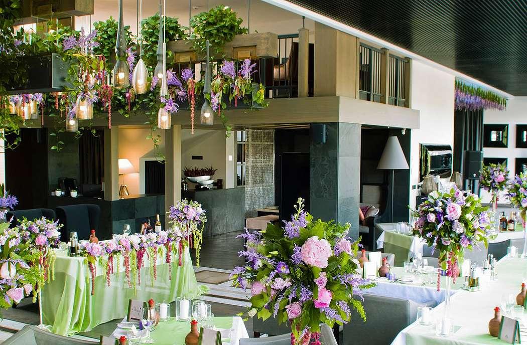 "Свадьба в ресторане ""Пианино"" - фото 17579414 Дизайн-студия Nommo"
