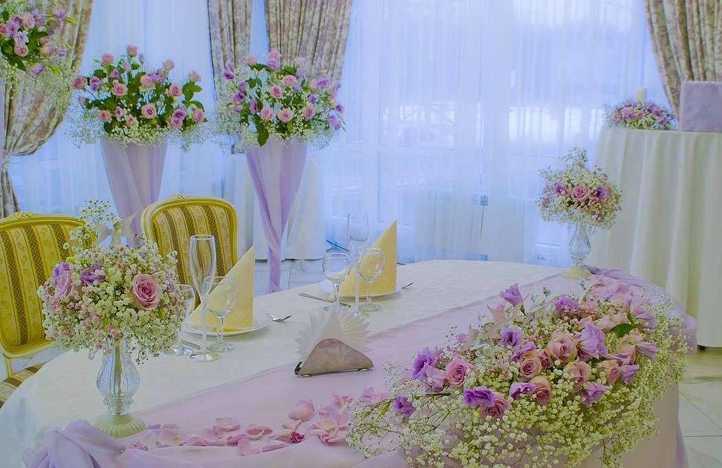 "Свадьба в ресторане ""Ля Мур"" - фото 17579434 Дизайн-студия Nommo"