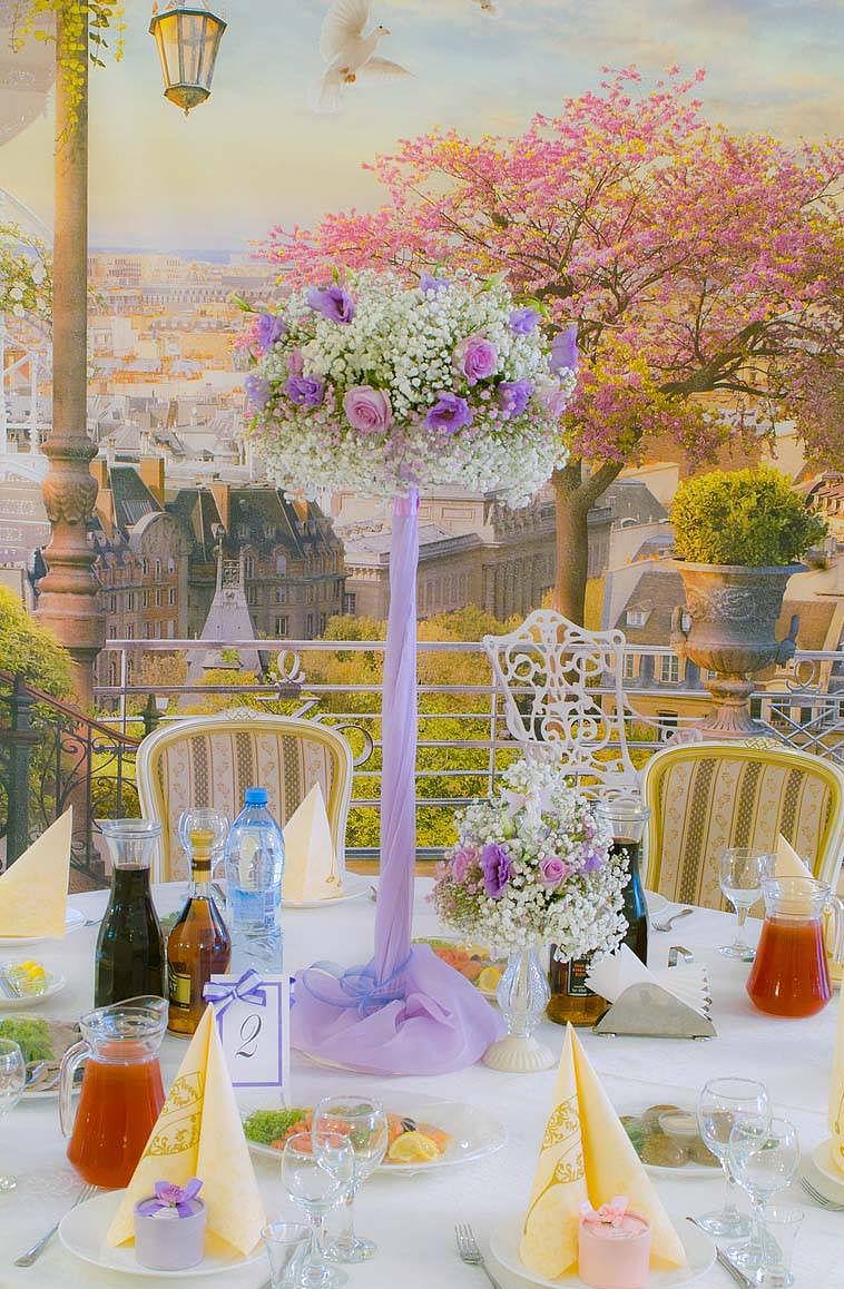 "Свадьба в ресторане ""Ля Мур"" - фото 17579436 Дизайн-студия Nommo"