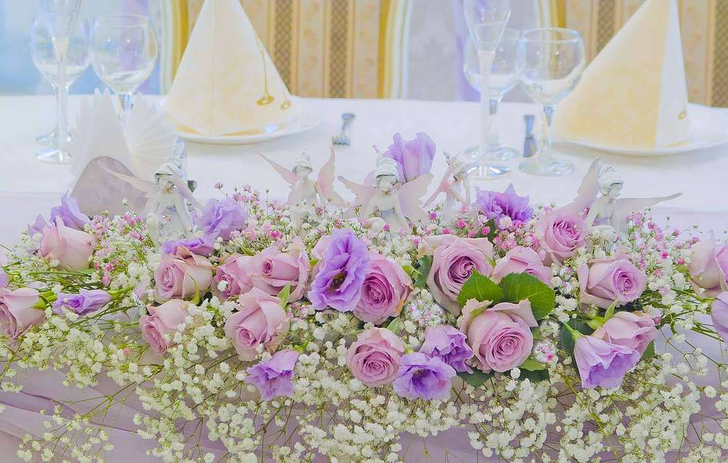 "Свадьба в ресторане ""Ля Мур"" - фото 17579438 Дизайн-студия Nommo"