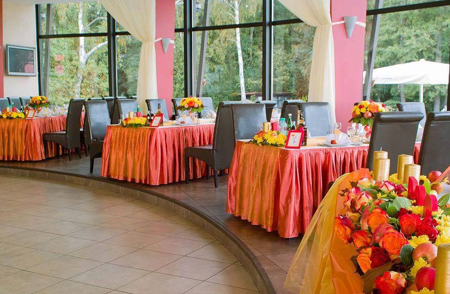 """Свадьба в ресторане """"Панорама"""" - фото 17579444 Дизайн-студия Nommo"""