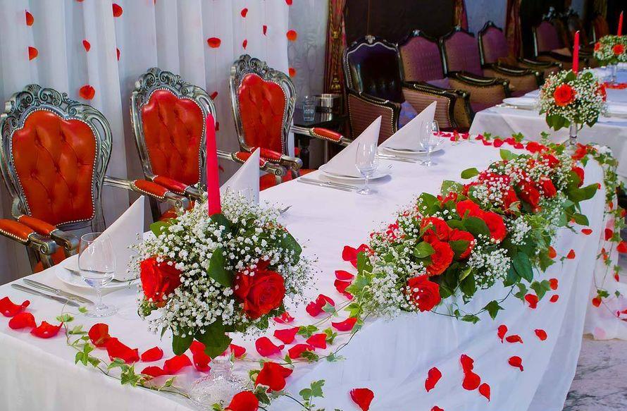 """Свадьба в ресторане """"Гимназия"""" - фото 17579482 Дизайн-студия Nommo"""