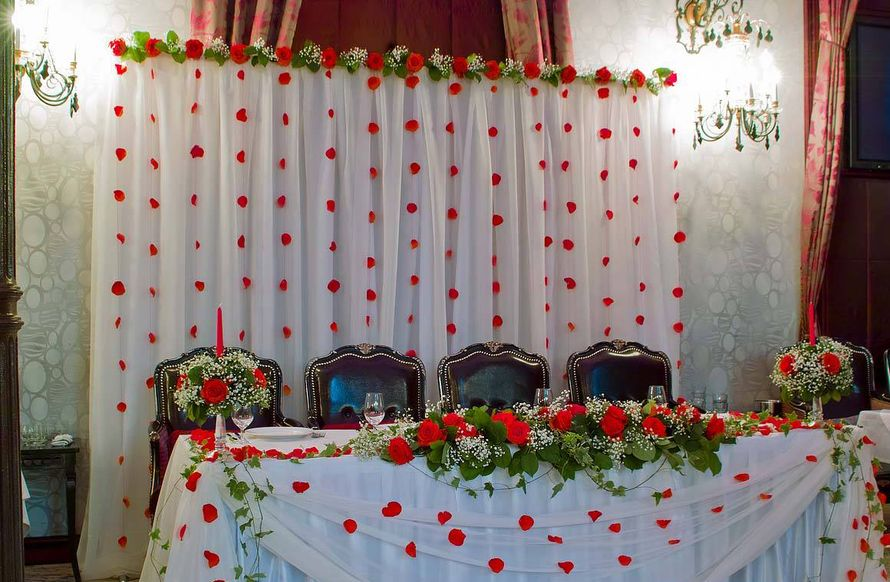 """Свадьба в ресторане """"Гимназия"""" - фото 17579486 Дизайн-студия Nommo"""