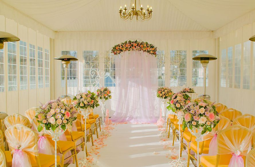 "Свадьба в отеле ""Резиденция"" - фото 17579510 Дизайн-студия Nommo"