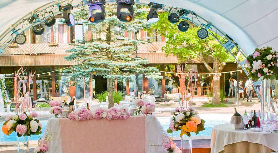 Свадьба в загородном клубе Casablanca - фото 17579560 Дизайн-студия Nommo