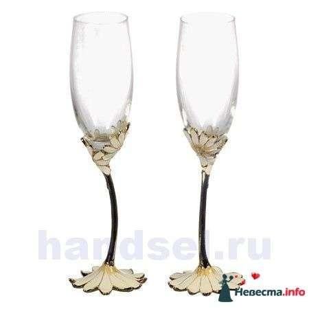 свадебные бокалы - фото 103172 Елена222