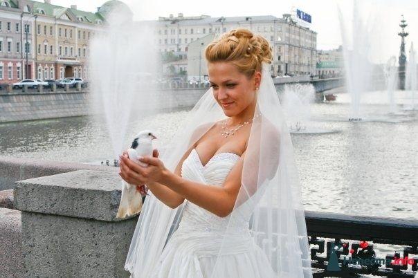 Фото 101749 в коллекции Фото работ моих невест - Стилист-декоратор Суринова Тамара