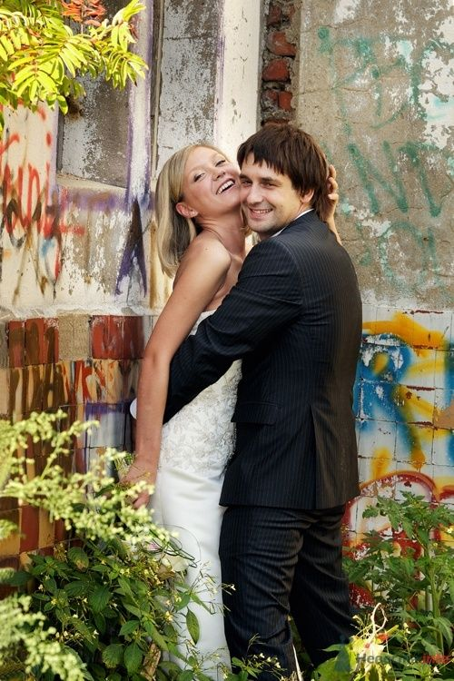 Фото 41979 в коллекции Свадебные