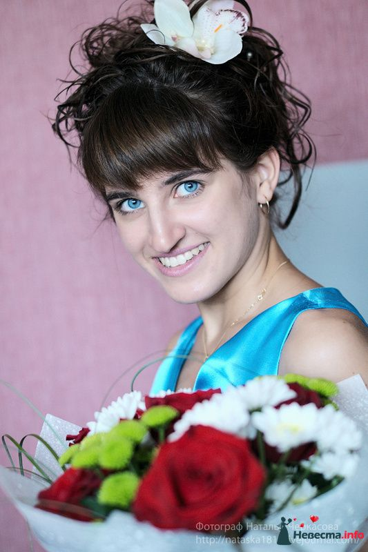 Фото 107993 в коллекции Лиза (Liza - Аndrushina radost ~) и Андрей - Фотограф Наталья Черкасова