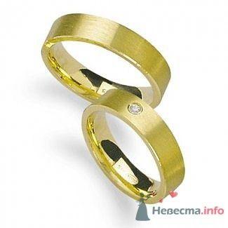 Фото 9945 в коллекции Обручальные кольца из желтого золота - Интернет-магазин Miagold