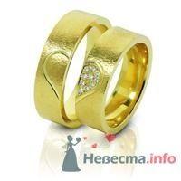 Фото 9947 в коллекции Обручальные кольца из желтого золота - Интернет-магазин Miagold
