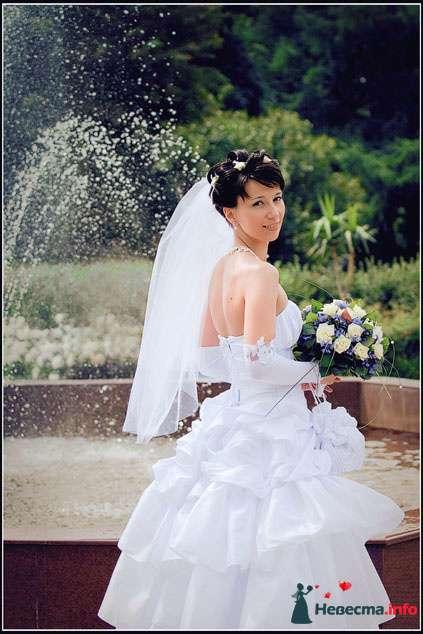 Фото 83249 в коллекции Свадебная фотосъёмка - Невеста01
