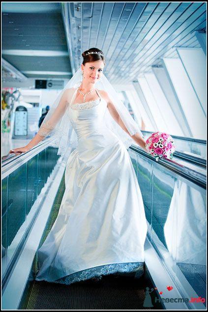 Фото 89697 в коллекции Свадебная фотосъёмка - Невеста01