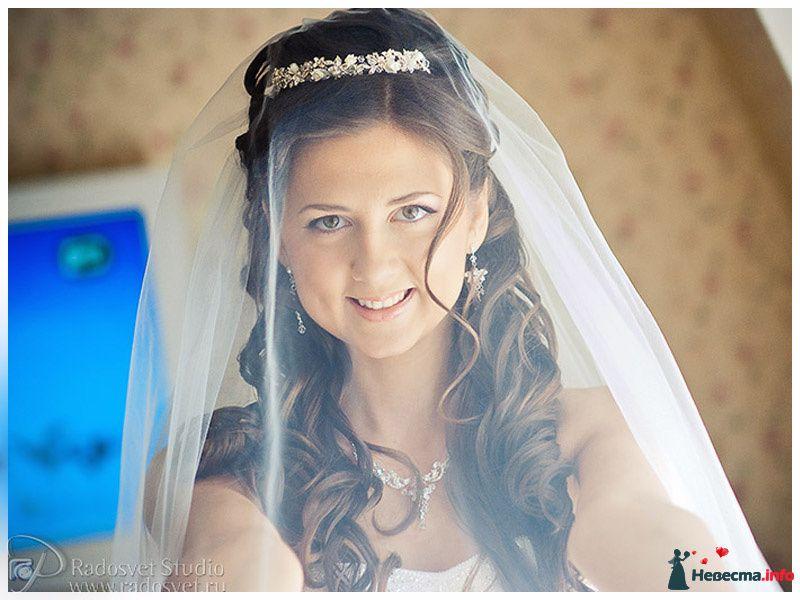 прическа этой девушки очень нравится! - фото 111344 Невеста01