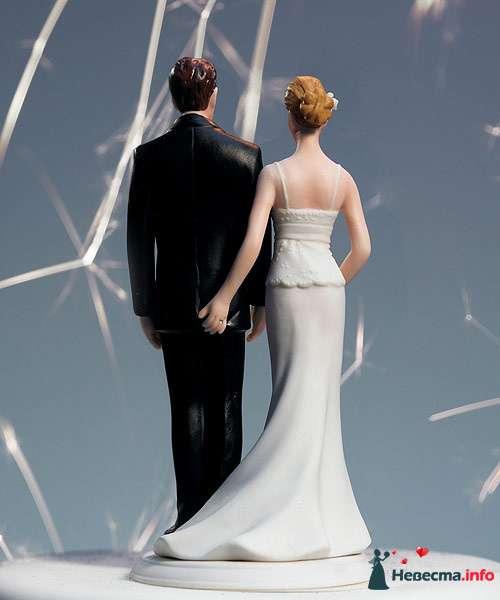 фигурка для торта - фото 122933 Невеста01