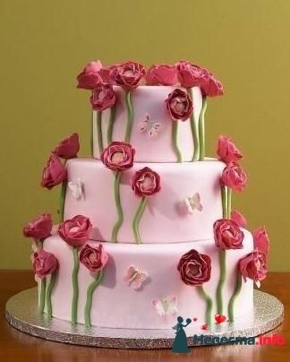 тортик - фото 124174 Невеста01